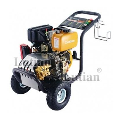 Máy phun rửa cao áp chạy dầu diesel 10HP Model 18D35-10A hinh anh 1