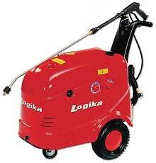 Máy rửa xe công nghiệp Logika 8/120 chuyên dụng hinh anh 1