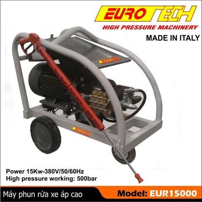 Máy phun rửa áp lực cao Eurotech EUR15000 hinh anh 1