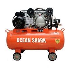 Máy Nén Khí 1 HP Ocean Shark V0.17/8 hinh anh 1