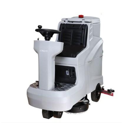 Máy chà sàn liên hợp ngồi lái CLEPRO C66B hinh anh 1