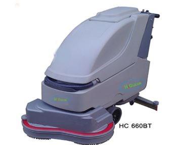 Máy chà sàn liên hợp Hiclean HC 660BT hinh anh 1