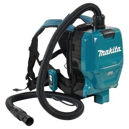 Máy hút bụi đeo vai dùng pin Makita DVC260ZX hinh anh 1
