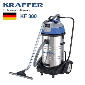 Máy hút bụi công nghiệp KRAFFER KF 380  hinh anh 1
