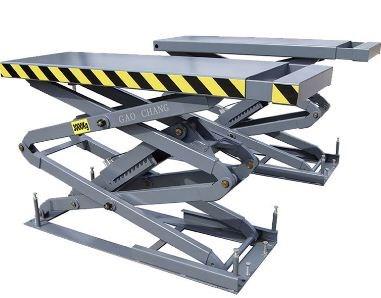 Cầu cắt kéo nâng gầm loại kép Gaochang GC-3.5S hinh anh 1