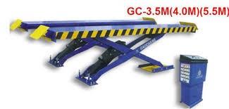 Cầu cắt kéo nâng toàn xe Gaochang GC-5.5M hinh anh 1