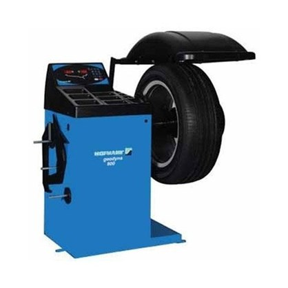 Máy cân bằng lốp xe du lịch Hofmann Geodyna 810 hinh anh 1