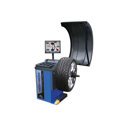 Máy cân bằng lốp xe Heshbon HW-105 hinh anh 1
