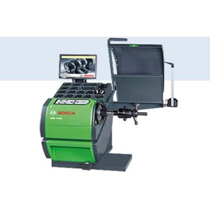 Máy cân bằng lốp xe tải Bosch WBE- 4140 hinh anh 1