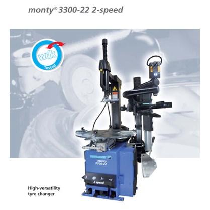 Máy ra vào lốp 2 tốc độ Hofmann Monty 3300-22 2-speed hinh anh 1