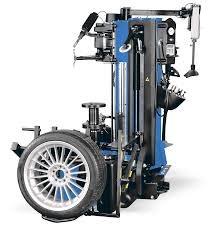 Máy ra vào lốp hoàn toàn tự động loại cao cấp Hofmann Monty Quadriga 1 GP hinh anh 1