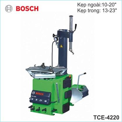 Máy ra vào lốp xe du lịch Bosch TCE-4220 hinh anh 1