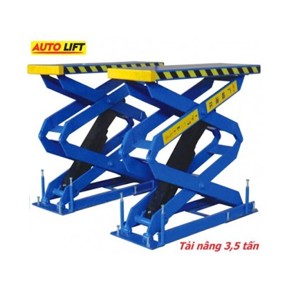 Cầu nâng cắt kéo Autolift ATL-3.5S hinh anh 1