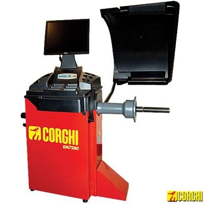 Thiết bị cân bằng lốp Corghi EM7280 hinh anh 1