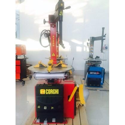 Máy ra vào lốp tự động Corghi A2000 hinh anh 1