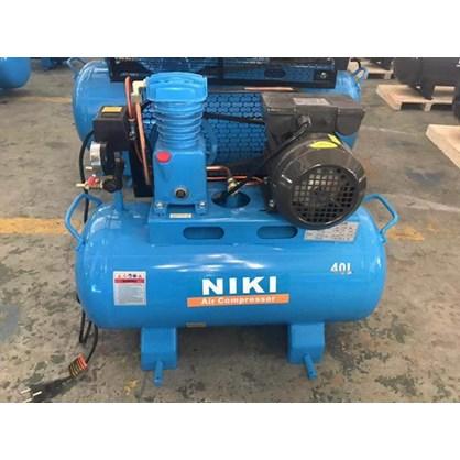 Máy nén khí dây đai Niki NK0140 hinh anh 1