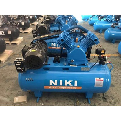 Máy nén khí dây đai Niki NK0260 hinh anh 1