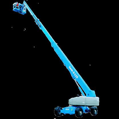 Xe nâng người dạng ống lồng S-Boom Genie S-125 hinh anh 1