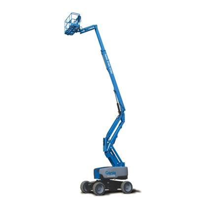 Xe nâng người dạng khớp gập chạy điện Genie Z60/37 FE hinh anh 1