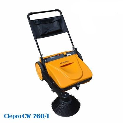 Xe quét rác đẩy tay Clepro CW-760/1 hinh anh 1