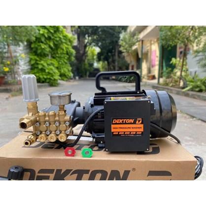 Máy Xịt Rửa Xe Chỉnh Áp Dekton DK-HPW2300  hinh anh 1