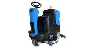Xe lau sàn người lái chuyên dùng trong nhà xưởng Clean Maid TT 850BT hinh anh 1