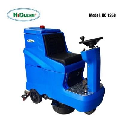 Máy chà sàn liên hợp ngồi lái HiClean HC1350 hinh anh 1