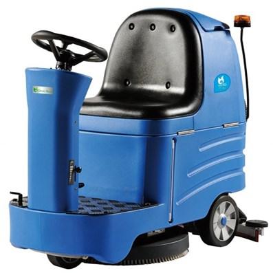 Máy chà sàn liên hợp ngồi lái Clean Maid TT-AC hinh anh 1