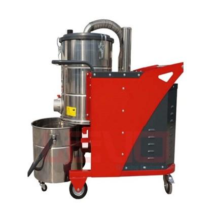 Máy hút bụi công suất lớn cho công trình mài sàn bê tông A827 hinh anh 1