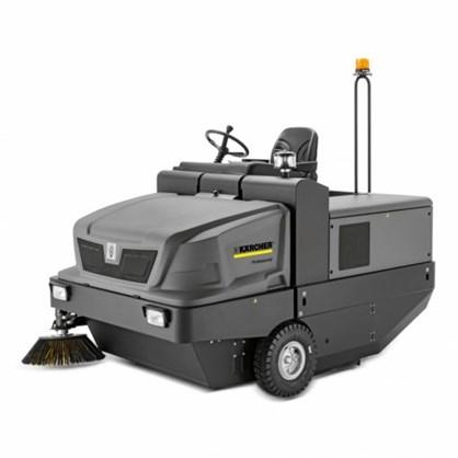 Xe quét rác ngồi lái Karcher KM 150/500RD hinh anh 1