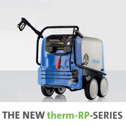 Máy rửa xe Kranzle Therm-RP 1400 hinh anh 1