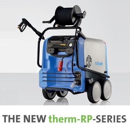 Máy rửa xe Kranzle Therm-RP 1400 T hinh anh 1