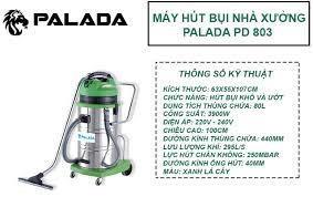 MÁY HÚT BỤI PALADA PD803 hinh anh 1