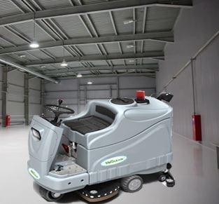 Máy chà sàn liên hợp Hiclean HC2009 hinh anh 1
