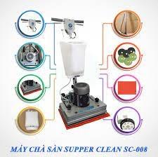 Máy chà sàn Supper Clean SC-008 hinh anh 1