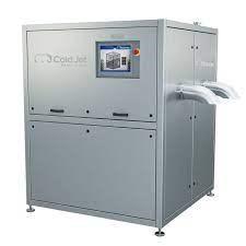 Máy sản xuất đá khô CO2 Coldjet PR750H Pelletizer hinh anh 1