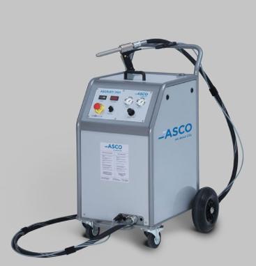 Máy bắn đá khô CO2 ASCO AscoJet 1708 hinh anh 1