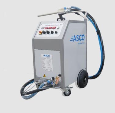 Máy bắn đá khô CO2 ASCO AscoJet 2008 Combi Pro hinh anh 1