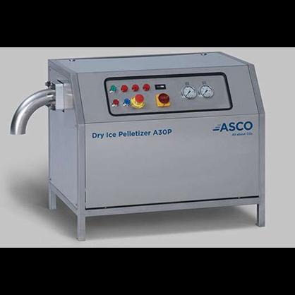 Máy bắn đá khô CO2 Asco Dry Ice Pelletizer A30P hinh anh 1